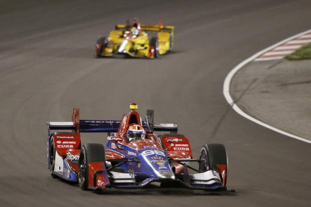 INDYCAR adds competition to Gateway pit stop practice