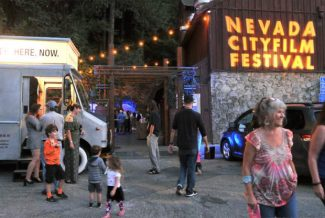 Nevada City Film Festival kicks off with not so silent bash