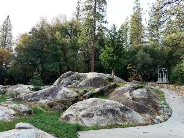 Photos taken at the Nevada City Elks Lodge property.