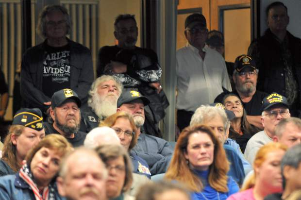 The pickleball controversy drew a standing-room-only crowd to Tuesday night's city council meeting.