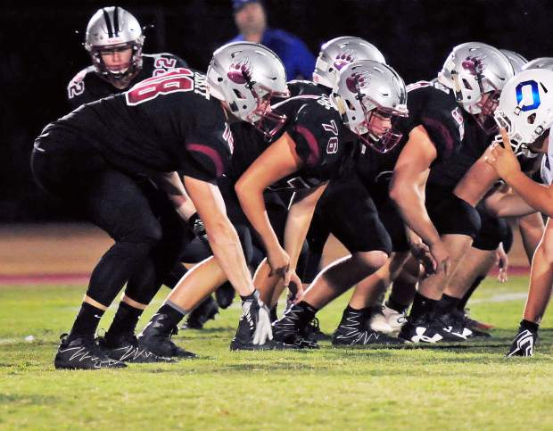 They are a hard-working, unselfish and unconventional group that finds great joy in simply doing their jobs. They are Bear River's offensive linemen.