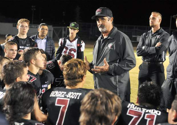 The Bear River Bruins have won three straight games, inlcuding two in the playoffs, to reach the Sac-Joaquin Section Division V title game