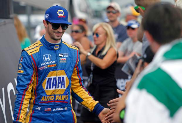 For the year, Alexander Rossi tallied nine top-seven IndyCar finishes, including three in the top three and one win. He also earned his first IndyCar pole of his career.