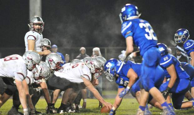 Bear River lost to Fortuna, 34-20, in the CIF NorCal 5-A Regional Bowl Game Saturday.