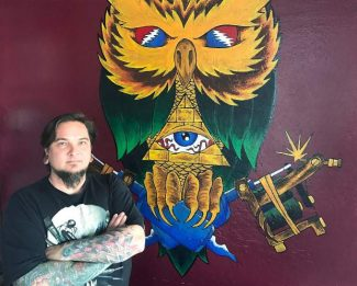 Meet Your Merchant: History helps draw future for Nevada City tattoo artist