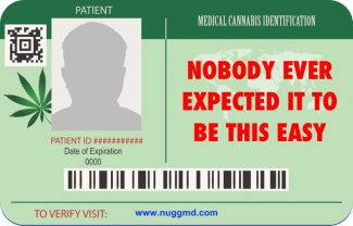 Access MMJ Benefits with a Nevada Cannabis Card | NuggMD