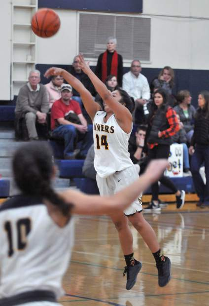 Nevada Union's Mixtli Cortez made three 3-pointers and scored 19 points in Tuesday's win over Lodi.