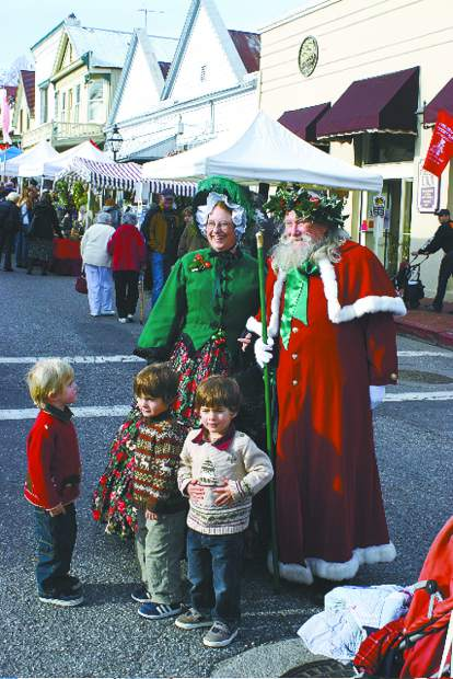 Nevada City S Victorian Christmas Returns For 40th Year Theunion Com