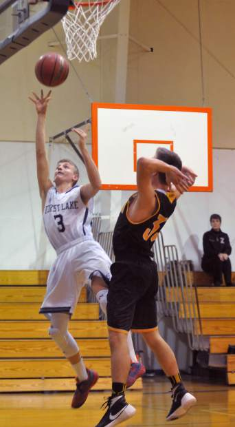 Ben McDonald is another weapon at guard for FLC, averaging 9.9 points per game and 3.6 assists per game.
