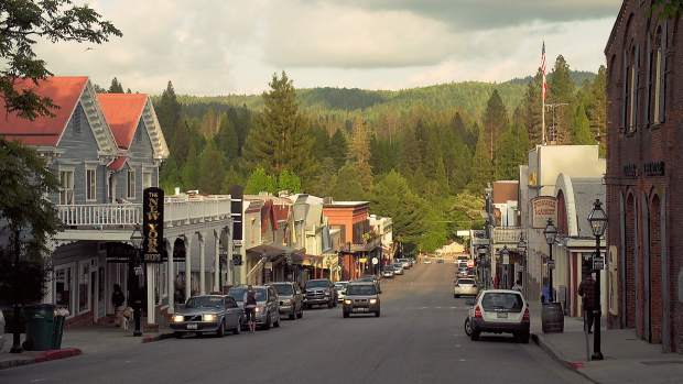 Nevada City is gearing up to host the Wild & Scenic Film Festival.