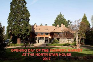 Nevada County Captures: North Star House; Buddha statue; Lake of the Pines