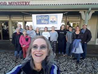 Nevada County Captures: United Way event; Yuba River; Tribute Trail