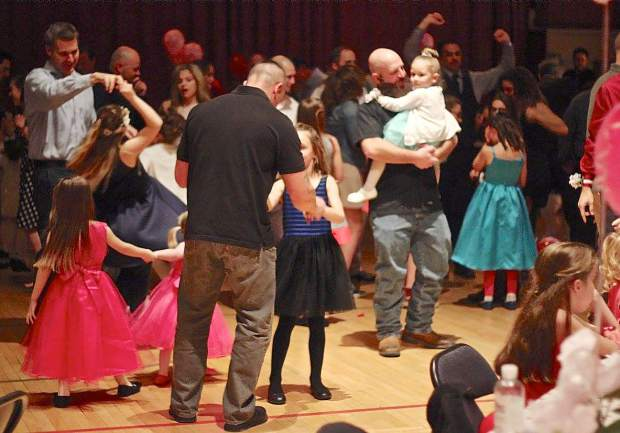 11th annual daddy daughter dance in grass valley theunion com