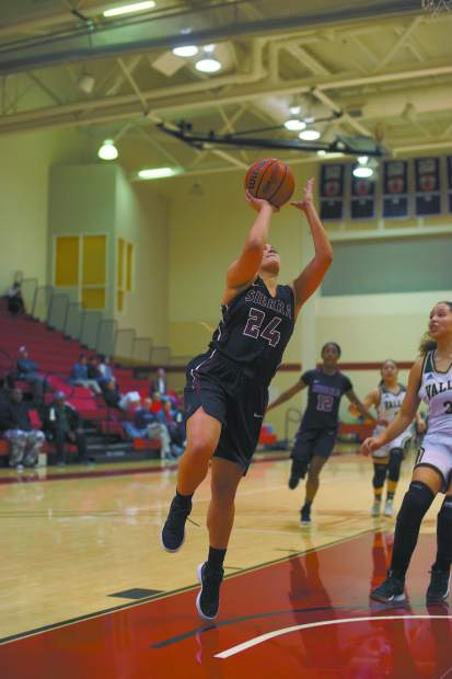Aycee Willis, a 2017 Nevada Union graduate, helped the Sierra College women's basketball team earn a share of the California Community College Athletic Association's Big 8 title. For the season, Willis is averaging 10.7 points per game and 4.6 rebounds.