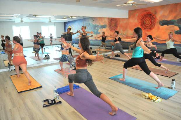 Warmth Offers Bikram Yoga Inferno Pilates In New Space In Grass Valley Theunion Com