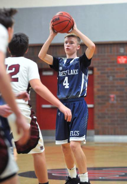 Forest lake Christian's Simon Blackburn is a player to keep an eye on this hoops season.