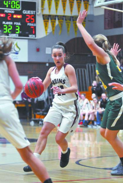 Bear River's Katelyn Meylor was named to the All-PVL First Team.