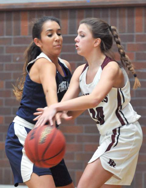 Forest Lake Christian's Bella Horner was named to the All-CVCL Second Team.