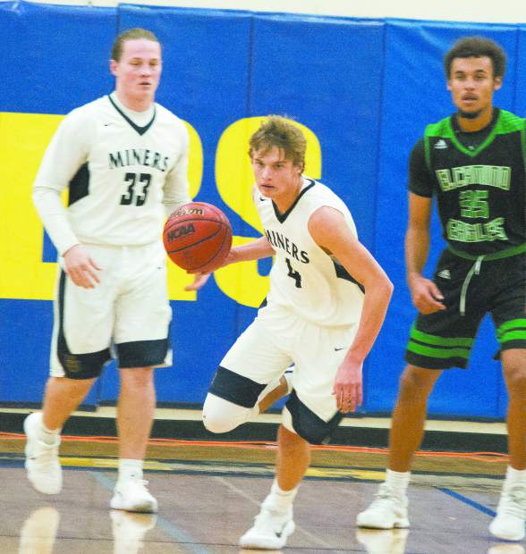 Nevada Union's Jack Fraser was named to the All-SFL First Team.