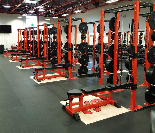 Nevada Union High School upgrading strength and conditioning center
