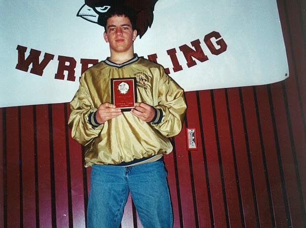 Paul Gross was a standout wrestler for Nevada Union in the late 1990s, winning individual Sac-Joaquin Section championships in 1998 and 1999, qualifying for the State Championships four times and earning top-four finishes twice, and helping his team to four straight league titles. In addition to winning the 125-pound section title in 1999, Gross placed second at the state championships and was named a High School All-American. Gross will be inducted into the Nevada Union Athletics Hall of Fame April 28.