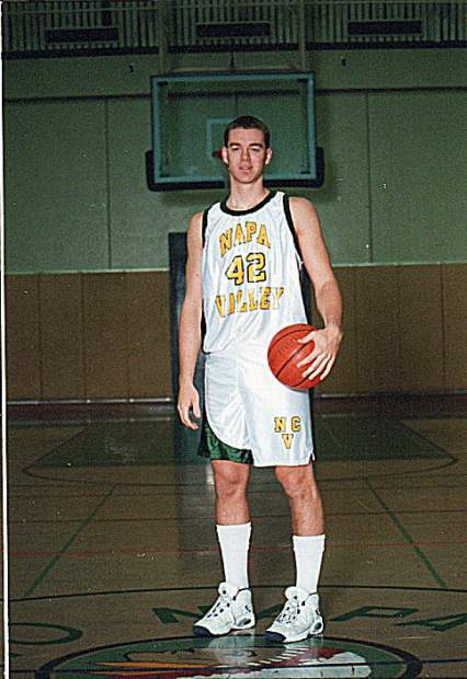 Brandon Lampe played college basketball at Napa Valley College, earning all conference honors twice.