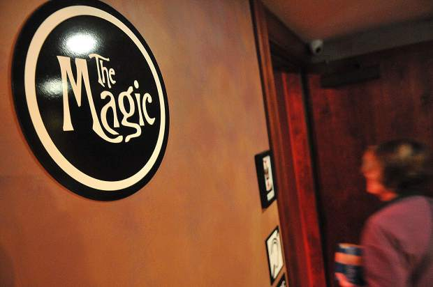 One of the two screening rooms at The Onyx Theatre is named in honor of the former Magic Theatre.