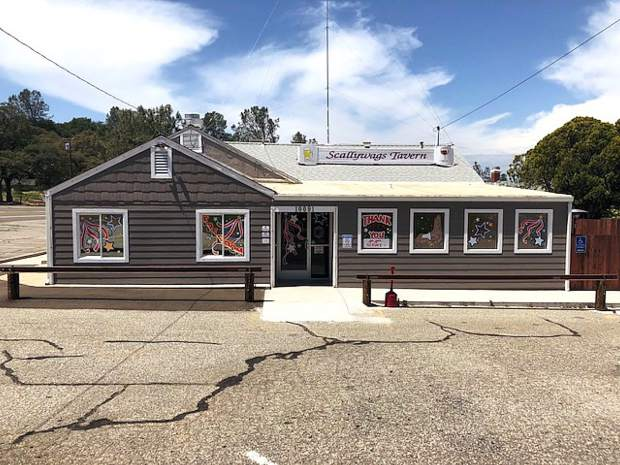Nick and Lisa Rogers have turned Scallywags Tavern into a community hub and a restaurant with a welcoming, family-oriented atmosphere.