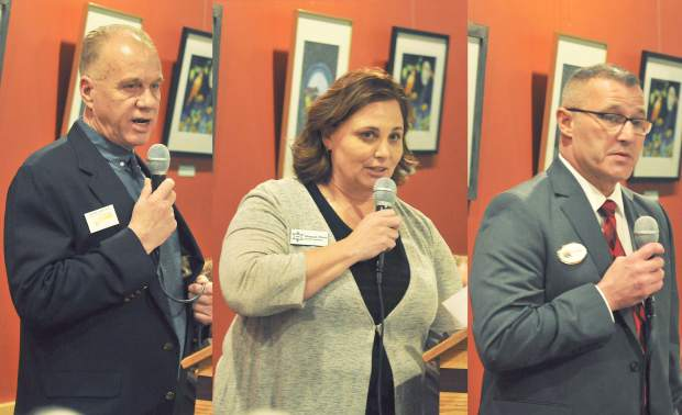 John Foster, Shannan Moon, Bill Smethers vie for top law