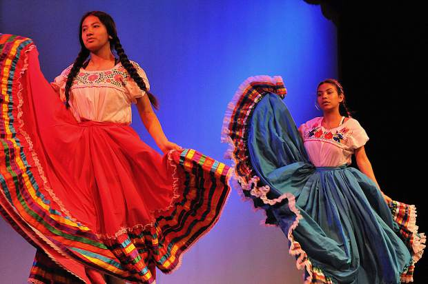 Ballet Folklorico dances originate from 1950's in Mexico City, when Amalia Hernandez organized a choreographed ballet which brought together the different styles and traditional dances of Mexico.