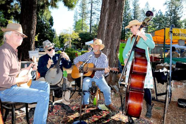 Enjoy some live music every Saturday at the North Star House market. Photo courtesy of The Union