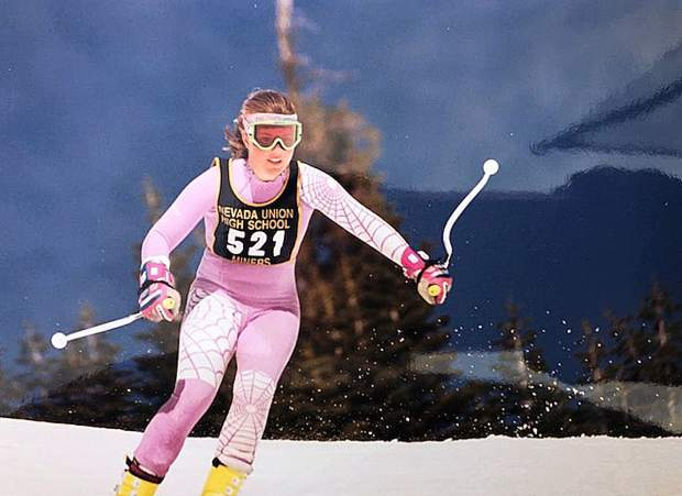 Amy Barber, a 1995 Nevada Union graduate, is the only skier in school history to claim four straight California-Nevada Interscholastic Ski Federation State Championships, winning the individual combined (slalom and giant slalom) title in 1992, 1993, 1994 and 1995. She also helped her Miners squad win the state championship as a team in 1994.