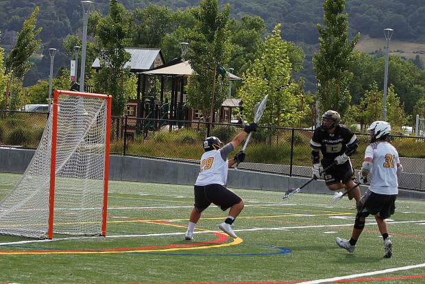 The Gold Country Stampede beat the Napa Force 20-4 to win the Northern California Junior Lacrosse League Championship Sunday at Patelco Sports Complex in Pleasanton.