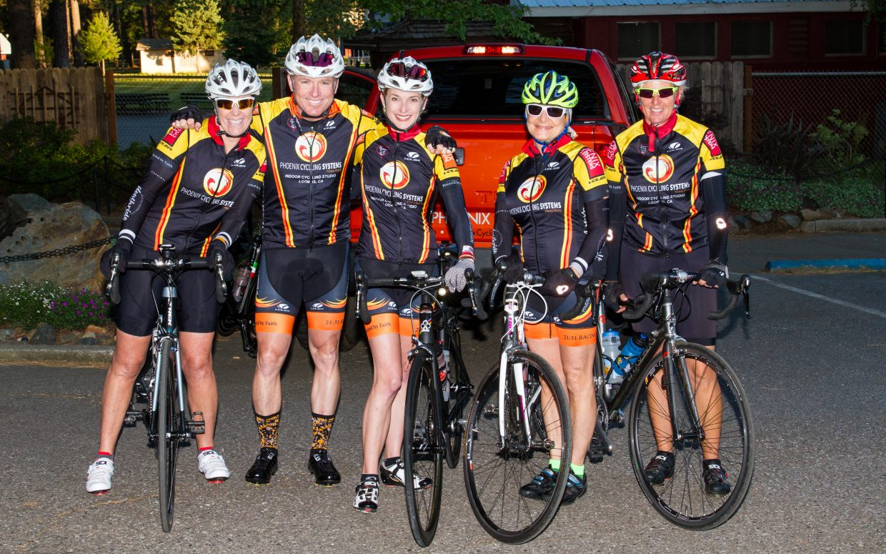 This ride is for everyone, from hobby riders to pros. Photo submitted by Bob Long
