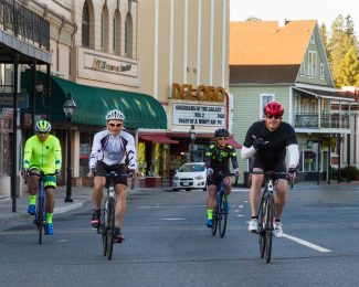 Gold Country Cycling Challenge Returns to Grass Valley