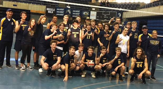 Nevada Union's varsity and junior varsity teams both won their divisions at the UC Davis Aggie Classic last weekend.