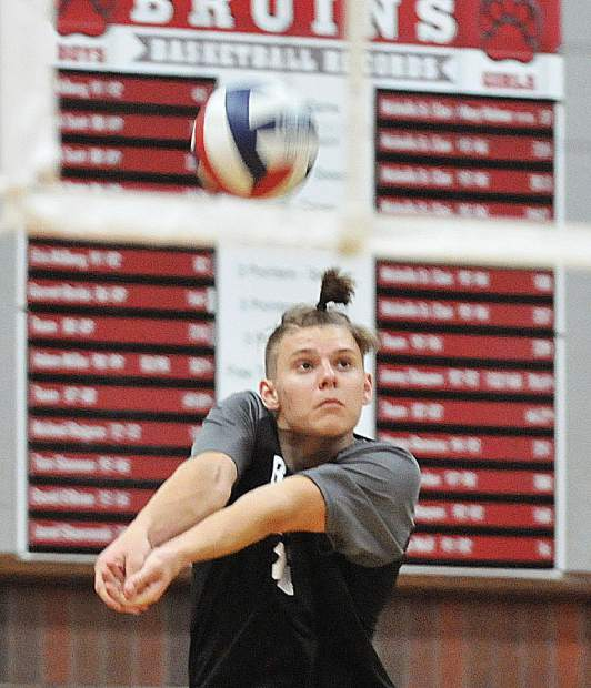 Bear River's Jace Rath was named to the 2018 All-Sierra Valley Conference First Team.