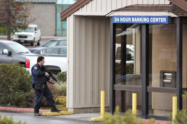Fbi Links Grass Valley Bank Heist To 10 Other Robberies Theunion Com
