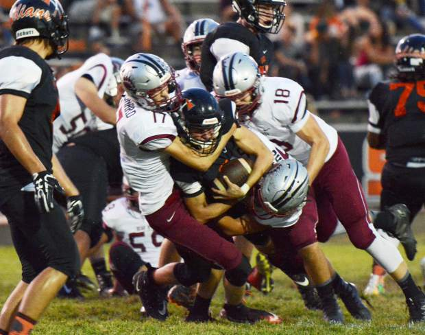 The Bear River defense has been dominant this season. Through four games the Bruins are allowing just six points per game and are yet to allow more than 10 points in any game this season. They face a tough task this Friday, though, as El Dorado comes into the contest averaging 30.3 points per game.