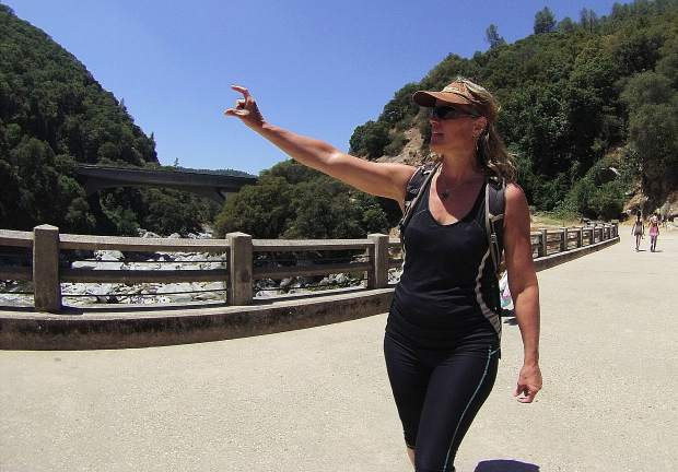 Katrina Schneider, a volunteer who works with SYRCL on river safety issues, discusses some of the main concerns she would like people to know when it comes to recreating safely in the South Yuba.