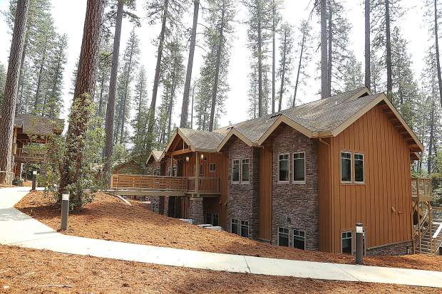 The new facilities at Camp Del Oro can host businesses, churches and school groups from August through May for retreats, meetings and team-building experiences. As of now, the conference center's weekend dates are already booked through November.