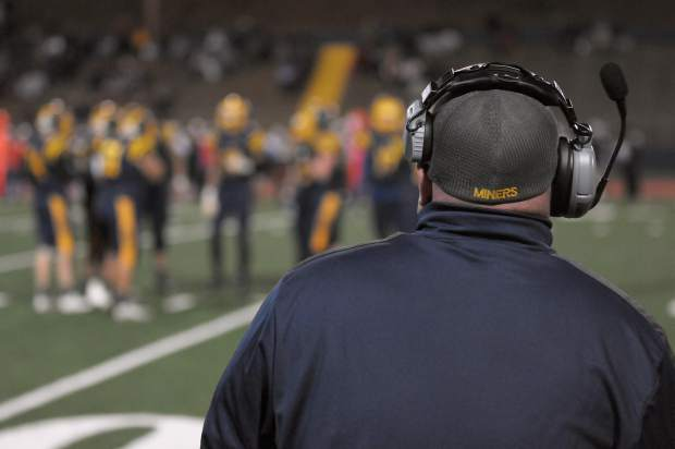 Dennis Houlihan stepped down as Nevada Union's varsity football head coach on Wednesday, ending a five year run at the helm of the Miners program.