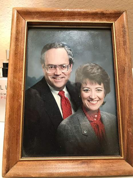 "While in their 40s, Ed and Barbara Thomas were ensconced in the ""Beyond War Foundation"" in the 1980s and moved to Iowa to spread the anti-war message."