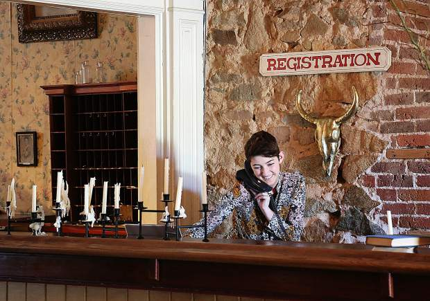The Holbrooke Hotel has re-opened for business under new ownership.