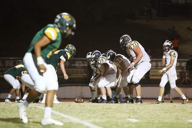 The 6-0 Placer Hillmen continued their undefeated season Friday in Auburn with their 63-12 rout over the Nevada Union Miners.