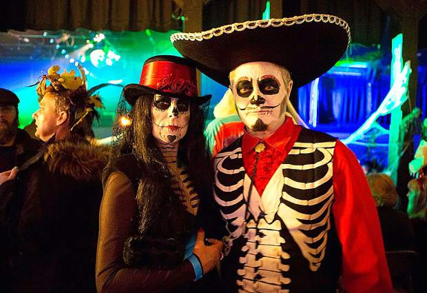 The costume contest will take place at 11 p.m., hosted by Meri St. Mary from KVMR, and voting will be audience choice.
