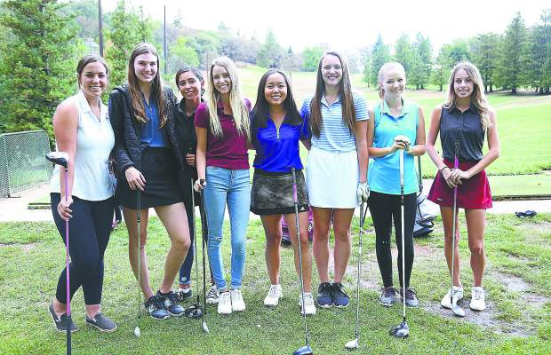 Prep Golf Lady Bruins Win Pvl Championship Close Out Undefeated