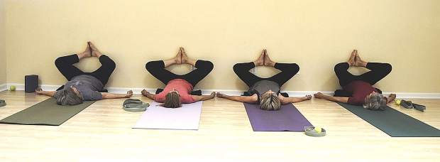 Tracy Lease The Health Benefits Of Restorative Yoga Theunion Com
