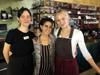 Meet your merchant: Break Caffe´ in Grass Valley melds a winning combination of local businesses