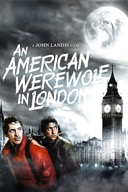 Full moon movie: 'An American Werewolf in London' to show in